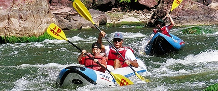grand junction kayaking