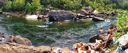 river trip, salamander paddle gear, cheat river, adventure
