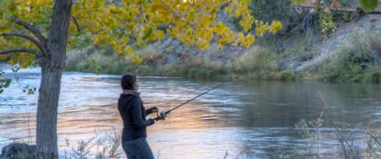 rio grande fishing