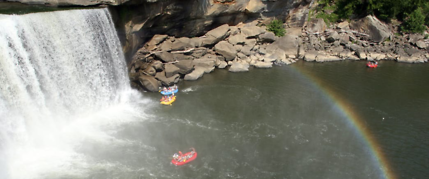 whitewater rafting Kentucky