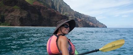 kayak napali coast