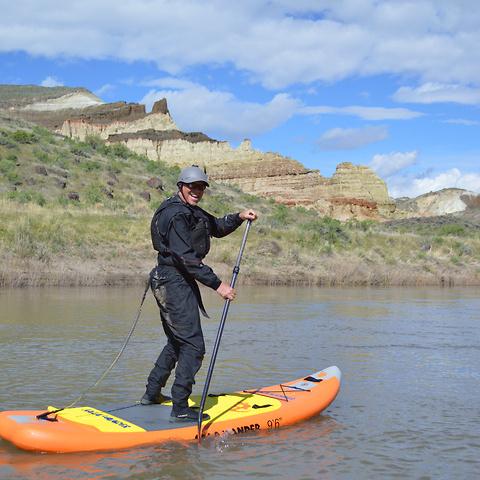 Lochsa SUP 3 piece Paddle