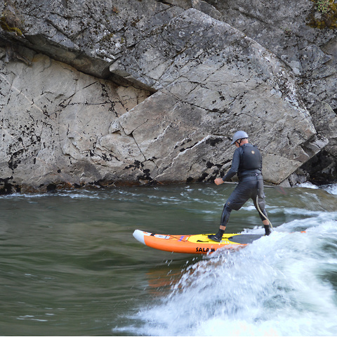 Sup Shredder 8.9 In Action