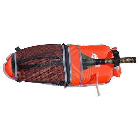 Multi Float Paddle Dry Bag, Red
