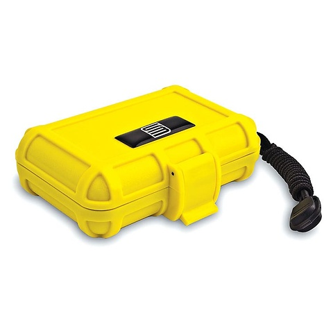 S3 Waterproof Box, T1000, Yellow