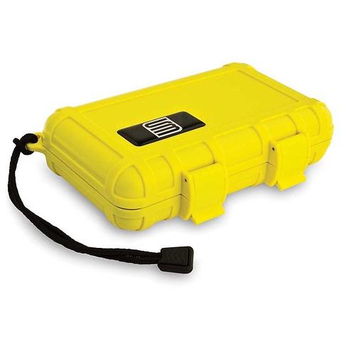 S3 Waterproof Box, T2000, Yellow