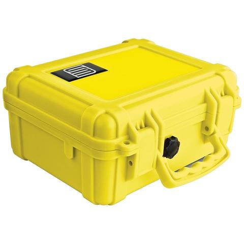 S3 Waterproof Box, T5000, Yellow