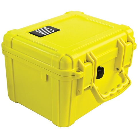 S3 Waterproof Box, T6500, Yellow