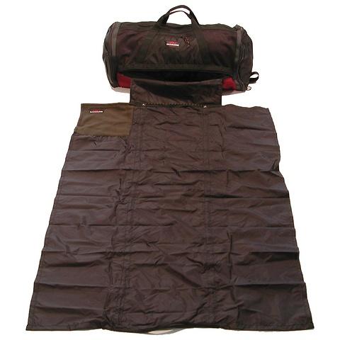 Land footn Strip Duffel Bag