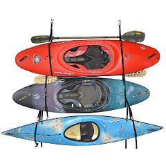 Kayak-Hanger-New-Storage-Salamander-Paddle-Gear