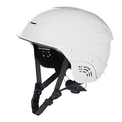 Shred-Ready-FullCut-White-Adventure-Helmet-Rocks-Hurt
