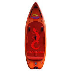 Shredder Stand Up Paddle Board Salamander Gear