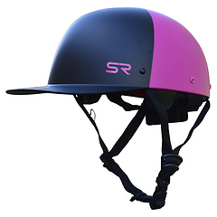 Zeta Lavender Helmet-Shred Ready New Adventure