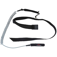 Quick Release Belt and Coiled leash for SUP