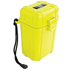 S3 Waterproof Box – T4000 - Yellow