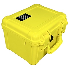 S3 Waterproof Box, T5500, Yellow