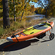 Salamander-Bike-Trailer-Whitewater-Transport-SUP-Kayak-Cart-New